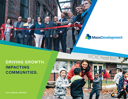 MassDevelopment FY19 Annual Report