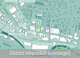Fitchburg TDI District Map