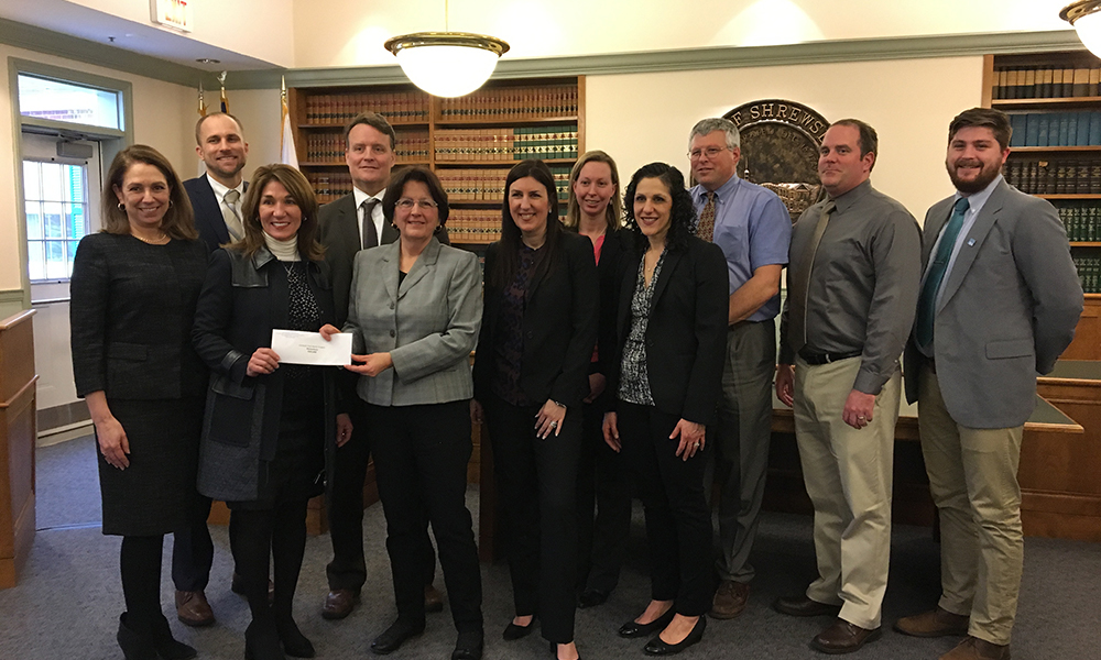 ​On February 16, 2018, the Baker-Polito Administration announced nearly $2.5 million in funding for 12 projects as part of the second round of the Site Readiness Program.