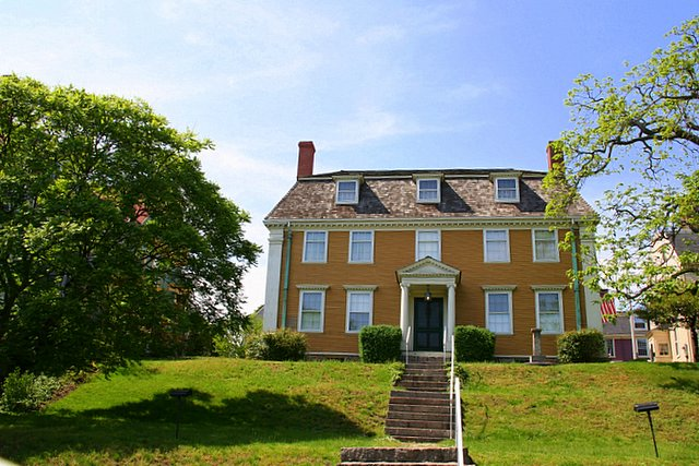 Sargent House Museum, Gloucester