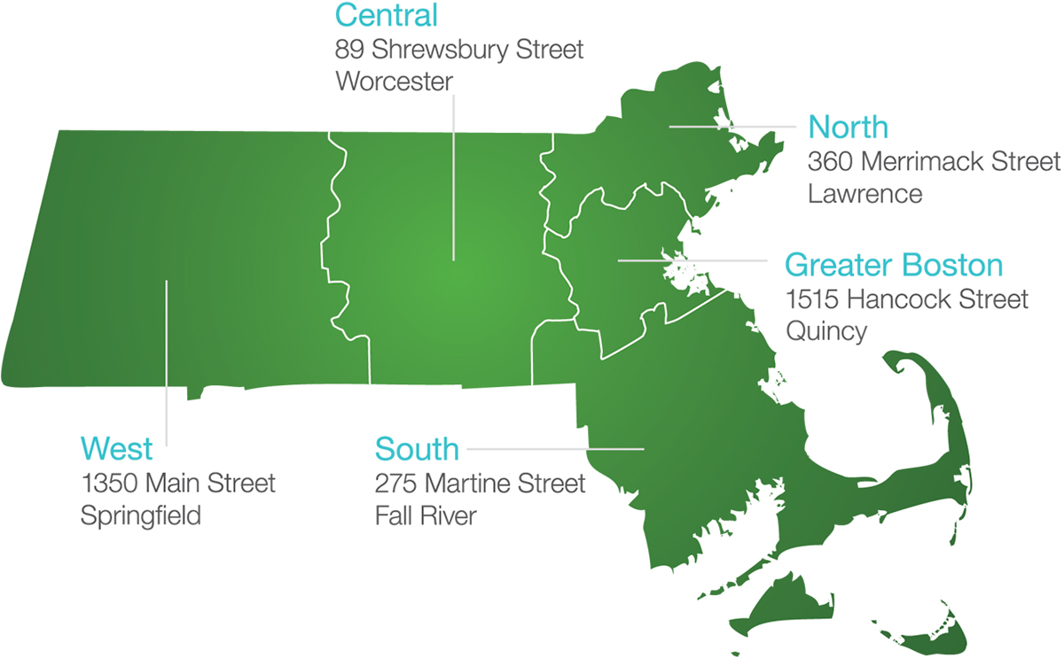 Map of Massachusetts – MassDevelopment